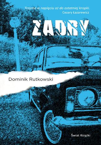 Okładka książki Zadry