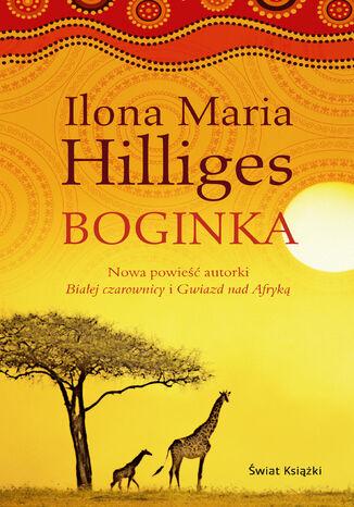 Okładka książki Boginka