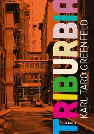 Okładka książki/ebooka Triburbia