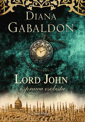 Okładka książki Lord John i sprawa osobista