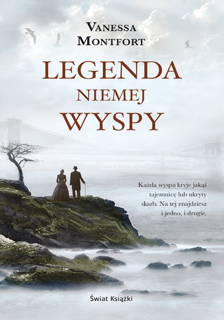 Okładka książki/ebooka Legenda niemej wyspy