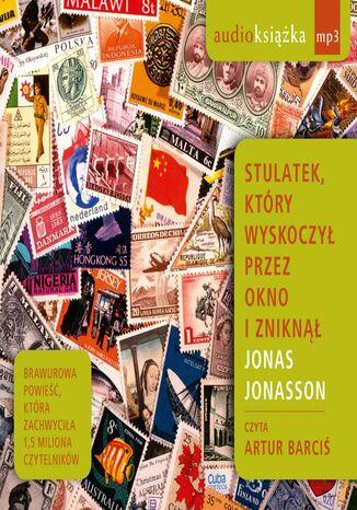 Okładka książki/ebooka Stulatek, który wyskoczył przez okno i zniknął