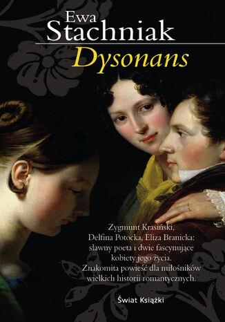 Okładka książki Dysonans