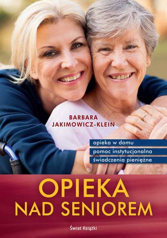 Ebook Opieka nad seniorem