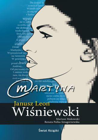 Okładka książki Martyna
