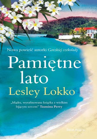Okładka książki/ebooka Pamiętne lato