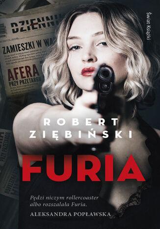 Okładka książki Furia