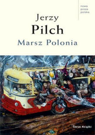 Okładka książki Marsz Polonia