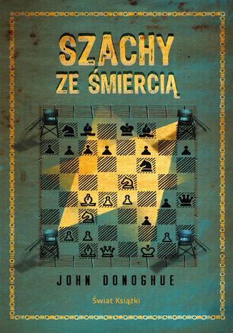 Okładka książki Szachy ze śmiercią