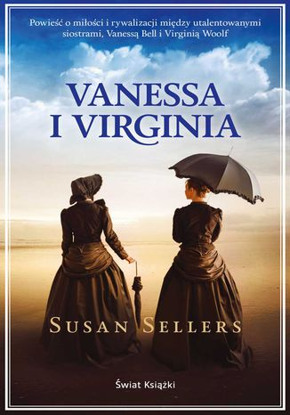 Okładka książki Vanessa i Virginia