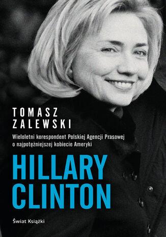 Okładka książki Hillary Clinton