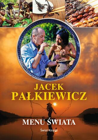 Okładka książki/ebooka Menu świata