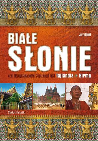 Okładka książki Białe Słonie