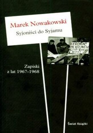 Ebook Syjoniści do Syjamu