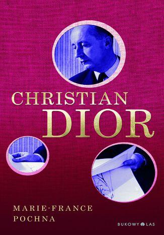 Okładka książki Christian Dior