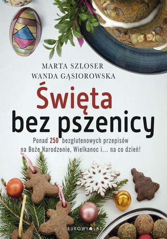 Okładka książki/ebooka Święta bez pszenicy