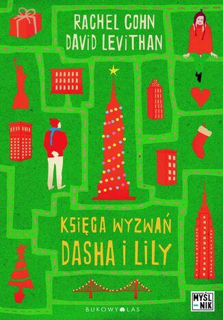 Okładka książki/ebooka Księga wyzwań Dasha i Lily