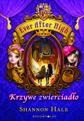 Ebook Ever After High. Krzywe zwierciadło