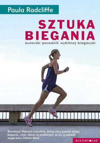 Okładka książki Sztuka biegania