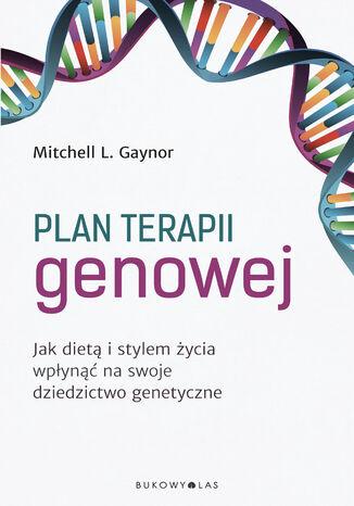 Okładka książki Plan terapii genowej