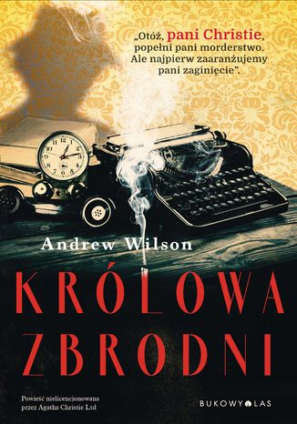 Okładka książki/ebooka Królowa zbrodni