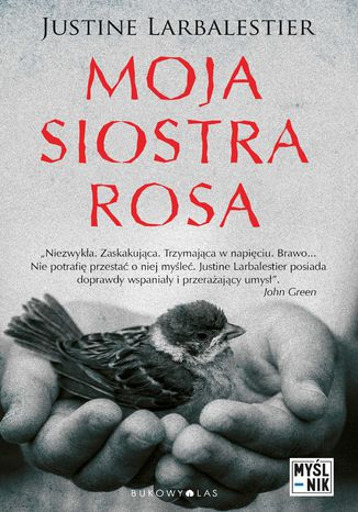 Okładka książki Moja siostra Rosa