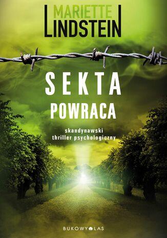Okładka książki/ebooka Sekta ViaTerra (Tom 2). Sekta powraca