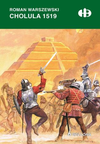 Okładka książki Cholula 1519