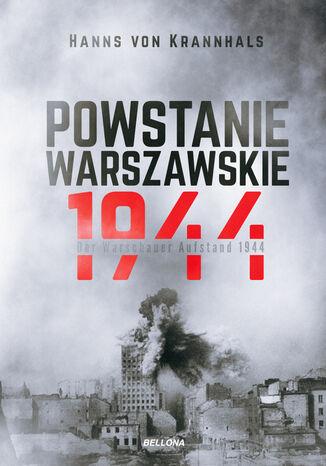 Okładka książki/ebooka Powstanie Warszawskie 1944