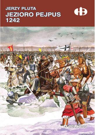 Okładka książki Jezioro Pejpus 1242
