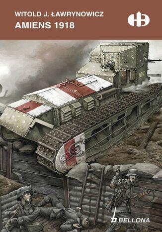 Okładka książki/ebooka Amiens 1918
