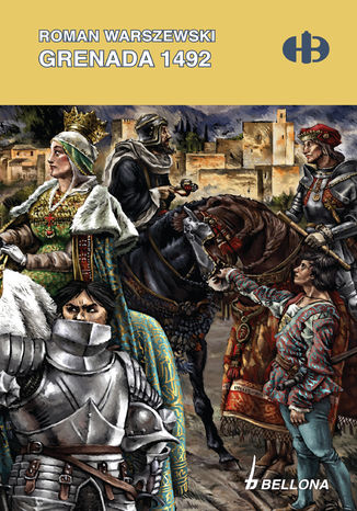 Okładka książki Grenada 1492