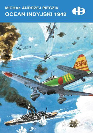 Okładka książki/ebooka Ocean Indyjski 1942
