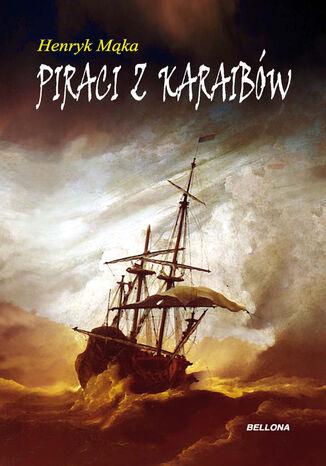Okładka książki piraci z karaibów