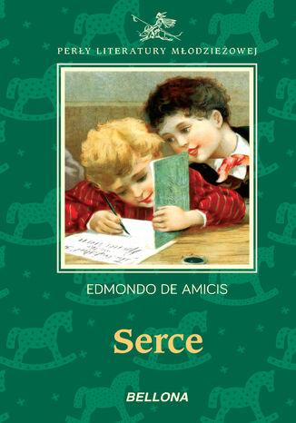 Okładka książki/ebooka Serce