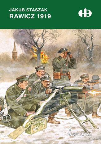 Okładka książki Rawicz 1919