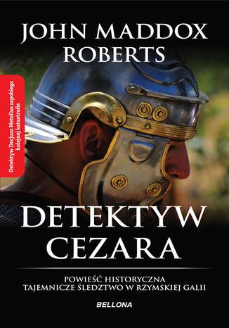 Okładka książki/ebooka Detektyw Cezara