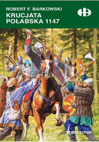 Okładka książki/ebooka Krucjata połabska 1147