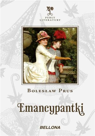 Okładka książki/ebooka Emancypantki