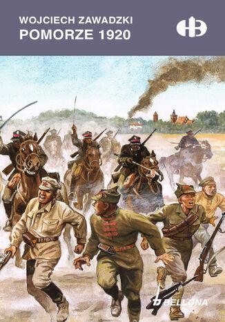 Okładka książki Pomorze 1920