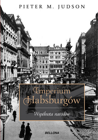 Okładka książki/ebooka Imperium Habsburgów. Nowa Historia