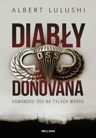 Okładka książki Diabły Donovana
