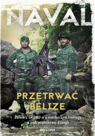 Okładka książki/ebooka Przetrwać Belize