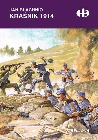Okładka książki Kraśnik 1914