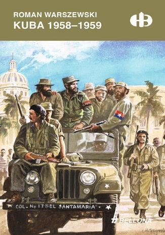 Okładka książki/ebooka Kuba 1958-1959