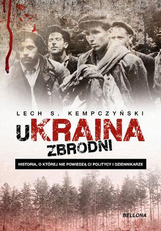 Okładka książki/ebooka UKraina zbrodni