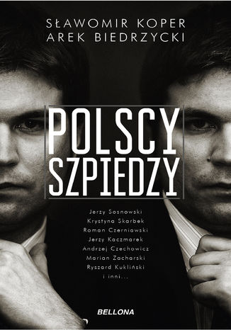 Okładka książki Polscy szpiedzy