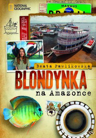 Okładka książki/ebooka Blondynka na Amazonce