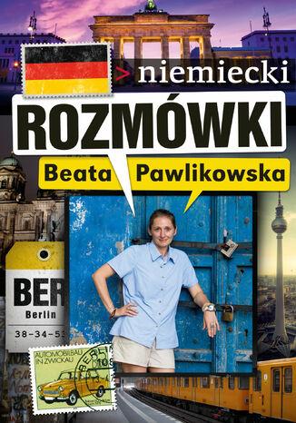 Okładka książki Rozmówki. Niemiecki
