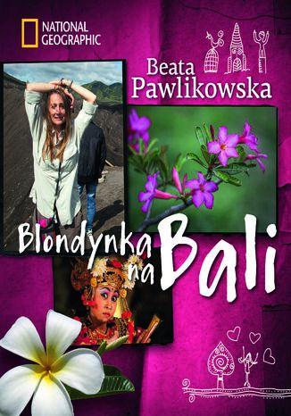 Okładka książki/ebooka Blondynka na Bali